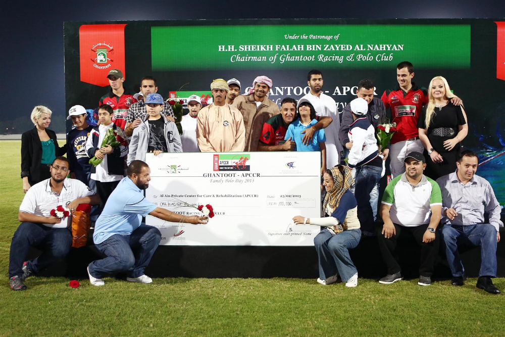 Ghantoot-APCCR Family Polo Day 2013 - More Photos
